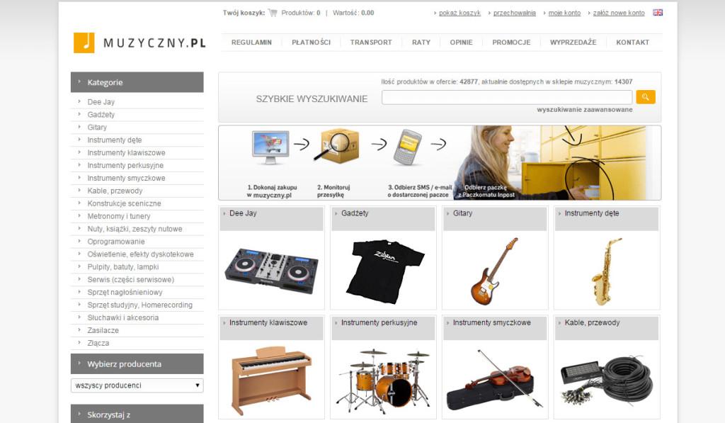 Bardzo dobra muzyczny.pl - sklep muzyczny, instrumenty muzyczne HT81