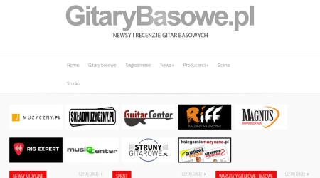 gitarybasowe.pl