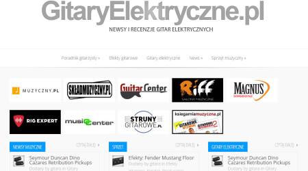 gitaryelektryczne.pl