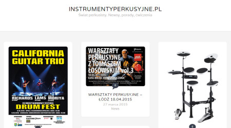 instrumentyperkusyjne.pl